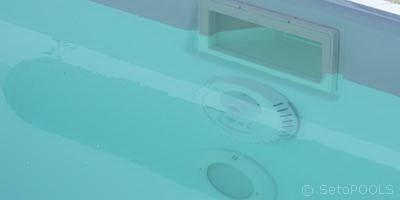 basen przeciwprąd