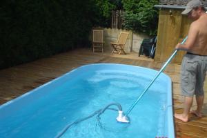 baseny ogrodowe poliestrowe Diana