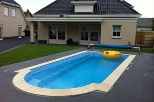 baseny ogrodowe poliestrowe Lexi