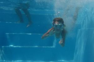 baseny ogrodowe poliestrowe Rita