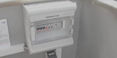 basenowa instalacja elektryczna
